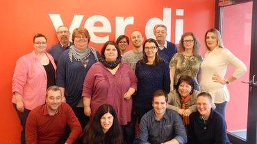 Foto der teilnehmenden Mitglieder
